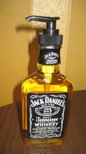 Jack bottle